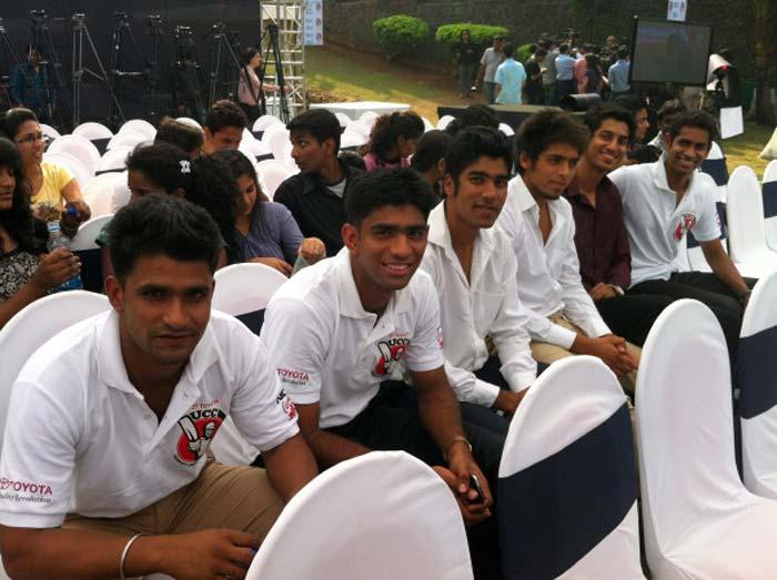 Wasim Akram, Shankar-Ehsaan-Loy grace TUCC anthem launch