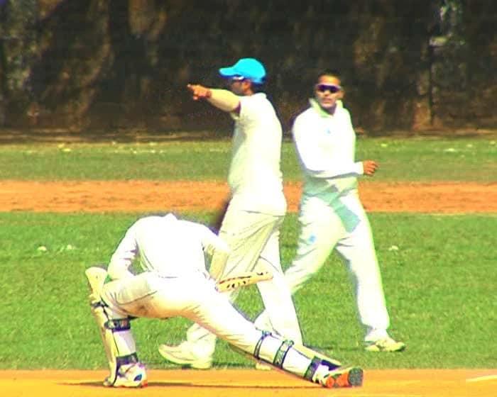 Tendulkar's double ton - an inspiration to the Gwalior boys