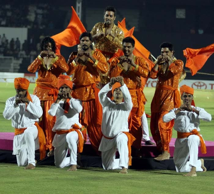 University Cricket Championship gets underway with gala opening ceremony