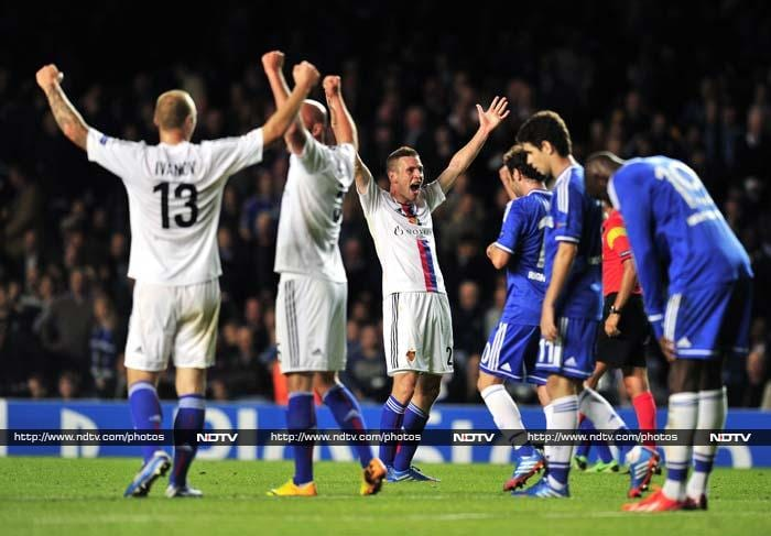 UEFA Champions League: Hat-trick man Messi sparkles, Chelsea shocked