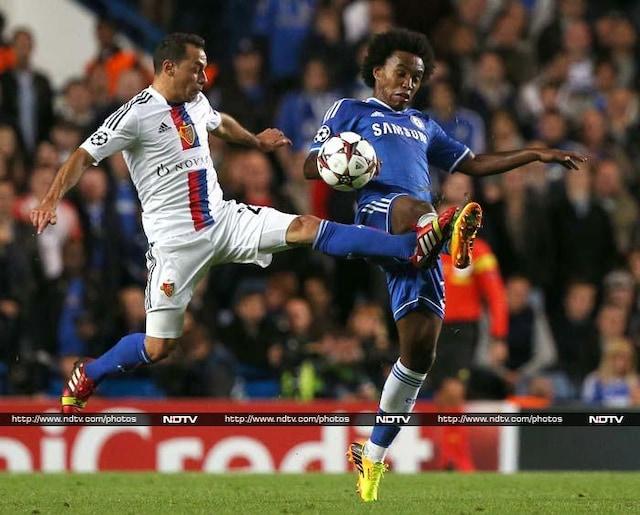 UEFA Champions League: Hat-trick man Messi sparkles, Chelsea shocked