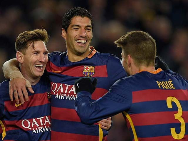 UEFA Champions League: Barcelona, Bayern Munich Book Berths in Last 16