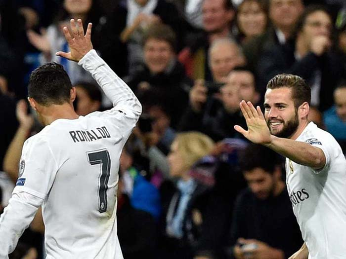 Real Madrid To Seal Getafe S Faith: Champions League: Real Madrid, Manchester City Seal Last