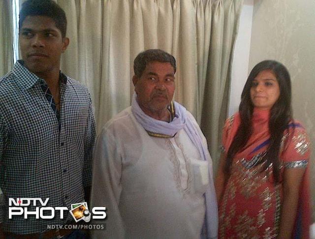 Umesh Yadav gets engaged to a fashion designer