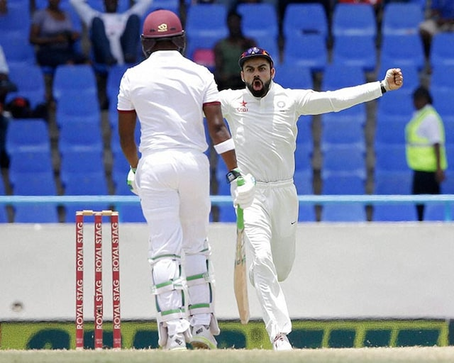 1st Test: Umesh Yadav, Mohammed Shami Strengthen Indias Advantage Over West Indies