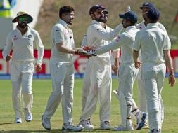 Photo : 1st Test: Umesh Yadav, Mohammed Shami Strengthen India's Advantage Over West Indies