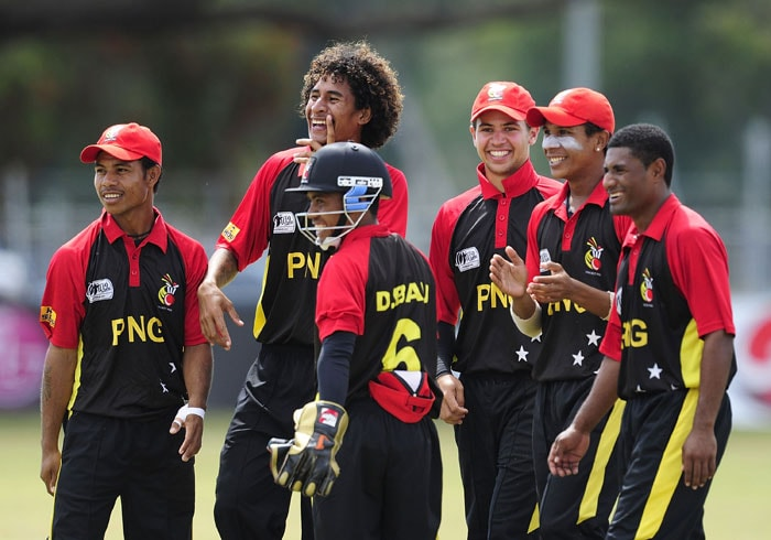Under-19 World Cup: India beat PNG, face Pakistan in quarter-final