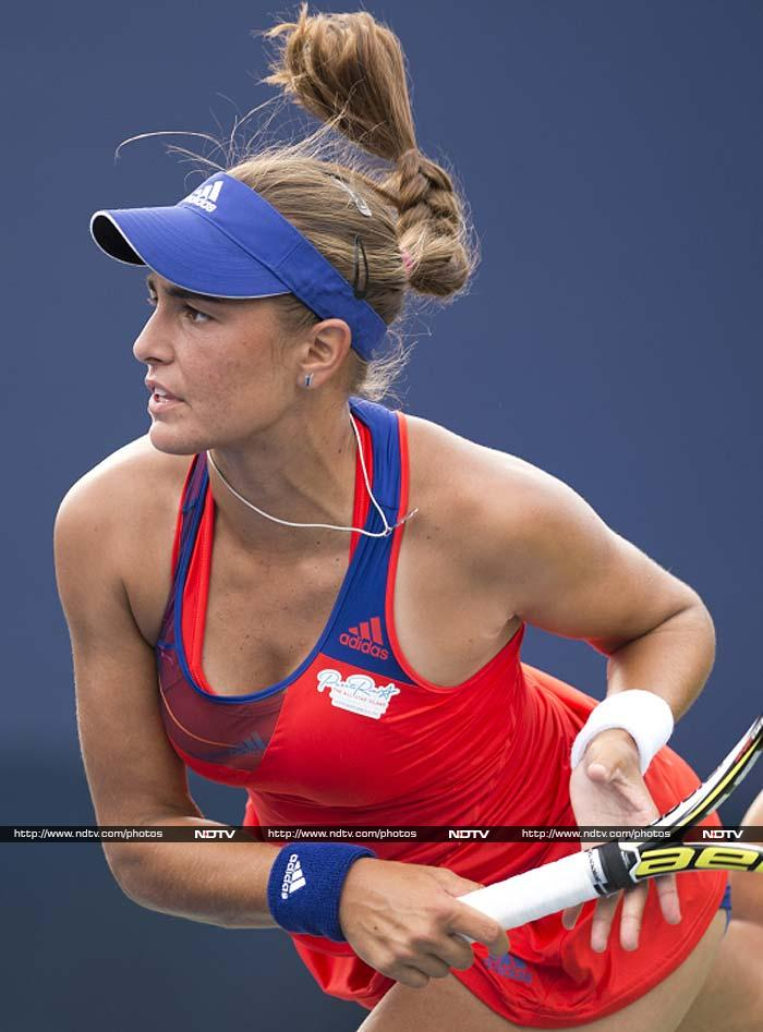 US Open spotlight: Monica Puig