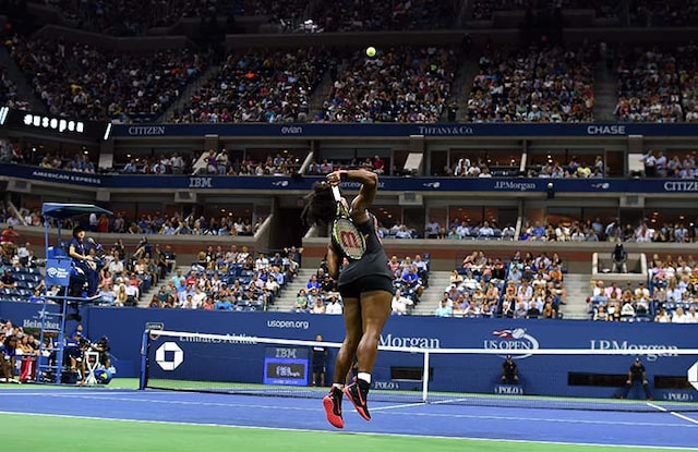 US Open Day 1: A Tale of Unexpected Upsets and Fabulous Flights