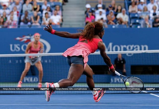 US Open final: Serena all smiles, tears for Victoria!