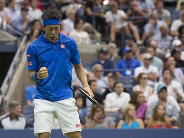 US Open: Kei Nishikori Upsets Andy Murray, Serena Williams Reaches Semis