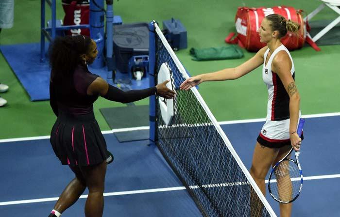 US Open: Karolina Pliskova Stuns Serena Williams, To Face Angelique Kerber In Final