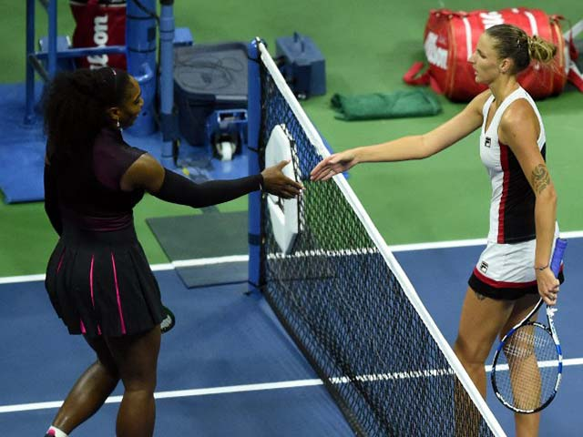 US Open: Karolina Pliskova Stuns Serena Williams, To Face Angelique Kerber In Final