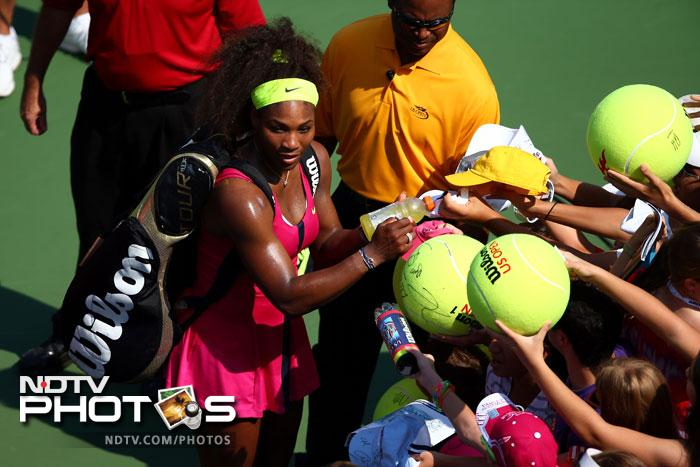 US Open 2012: Highlights from Day 6