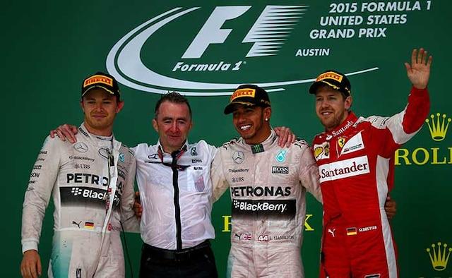 Lewis Hamilton Storms to Third World Title