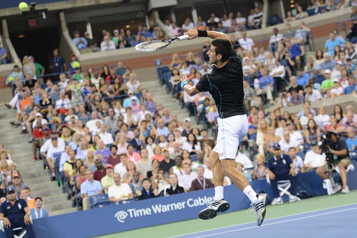 US Open: Djokovic, Murray roar into Round 4