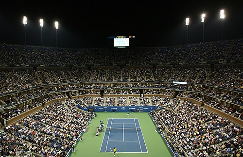 US Open Day 9