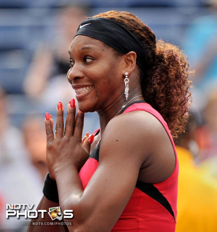 US Open 2011: Big moments of Day 4