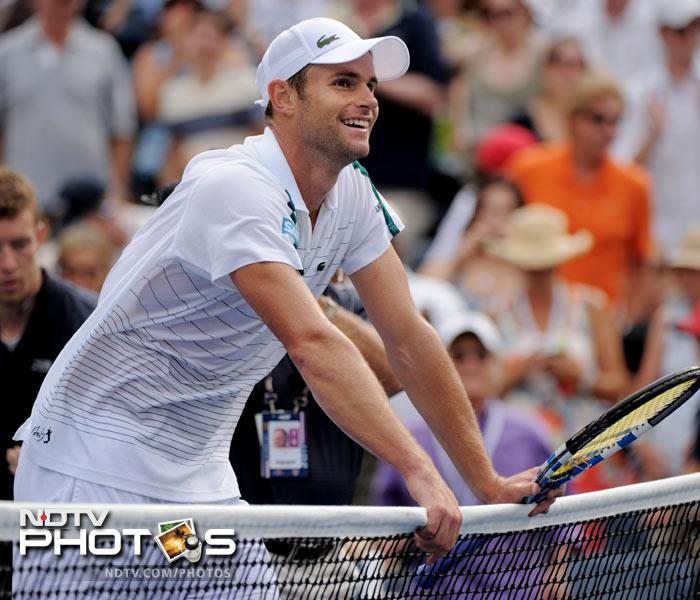 US Open 2011: Big moments of Day 7