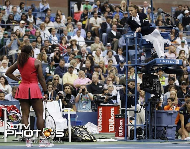 Serena frustrated as Stosur wins US Open