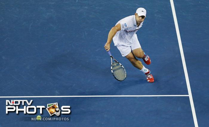 US Open 2012: Highlights from Day 9