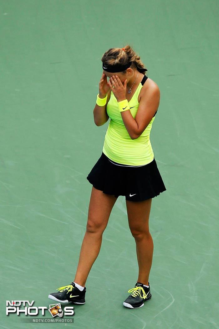 US Open 2012: Serena vs Victoria for the title