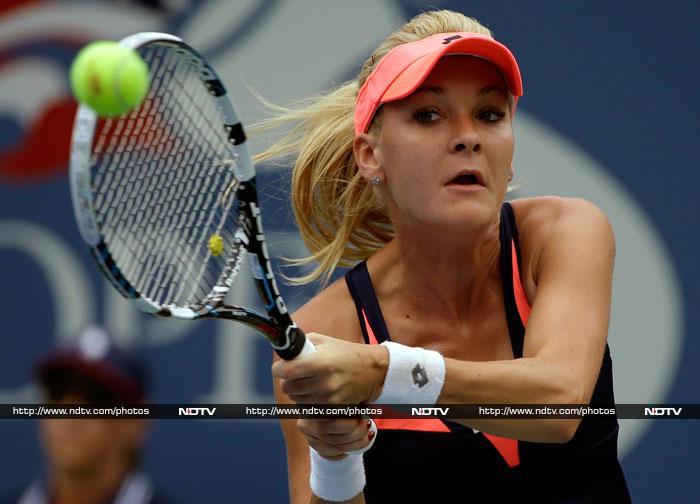 US Open Day 1: Radwanska, Li Na through, Nishikori bows out