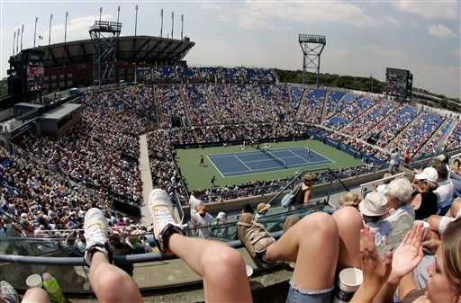 US Open - Day 3