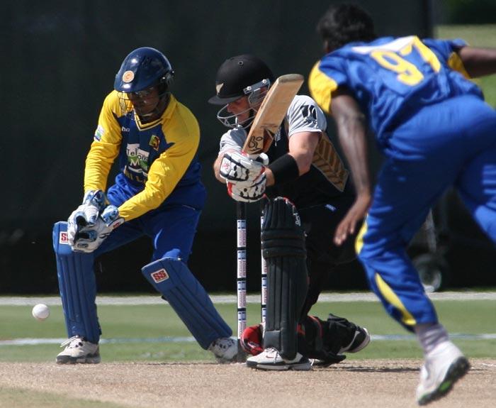 1st T20 in US: SL vs NZ