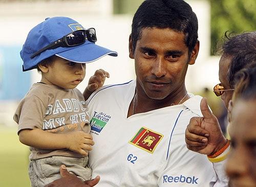 Vaas bids adieu to Test cricket