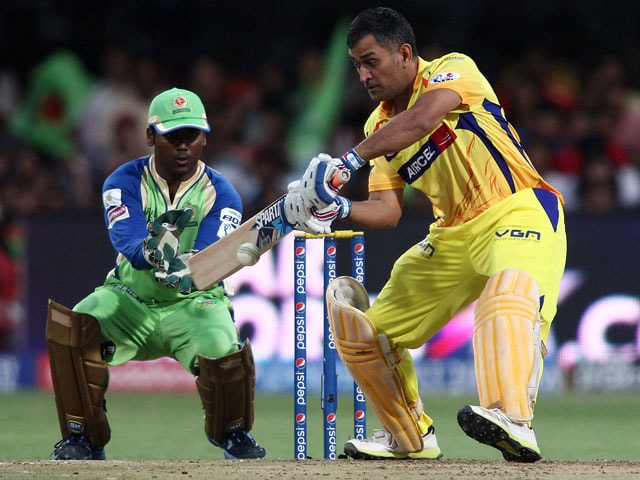 IPL: Chennai Super Kings Thrash Royal Challengers Bangalore