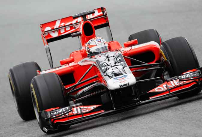 Marussia Virgin Racing: Not a Virgin any more