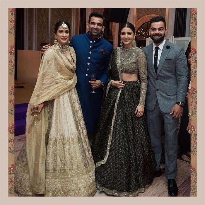Virat Kohli and Anushka Sharma's Journey Of Love