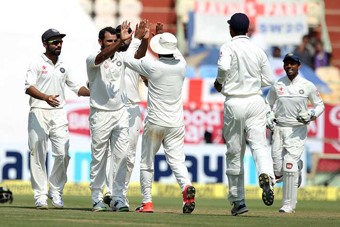 2nd Test: Bowlers Propel India to 246-Run Win Over England on Day 5