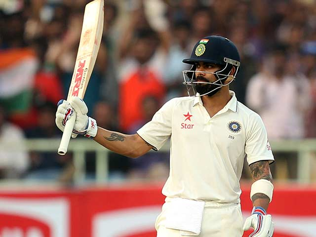 Virat Kohli, Cheteshwar Pujara's Tons Give India The Edge on Day 1 of 2nd Test vs England