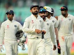 Photo : 2nd Test: Ravichandran Ashwin Stars For India on Day 2 vs England