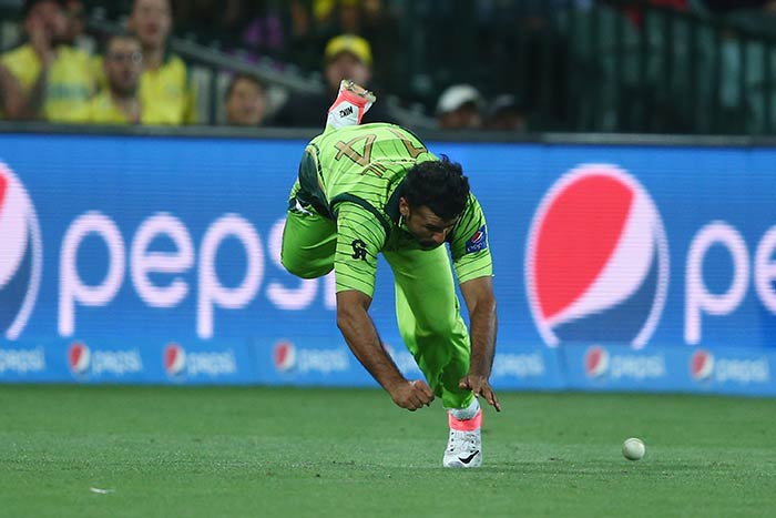 World Cup: When Wahab Riaz Almost Stole Aussie Thunder