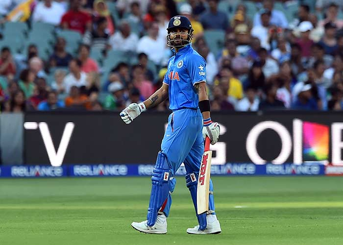 India Lose First World Cup Warm-up vs Australia