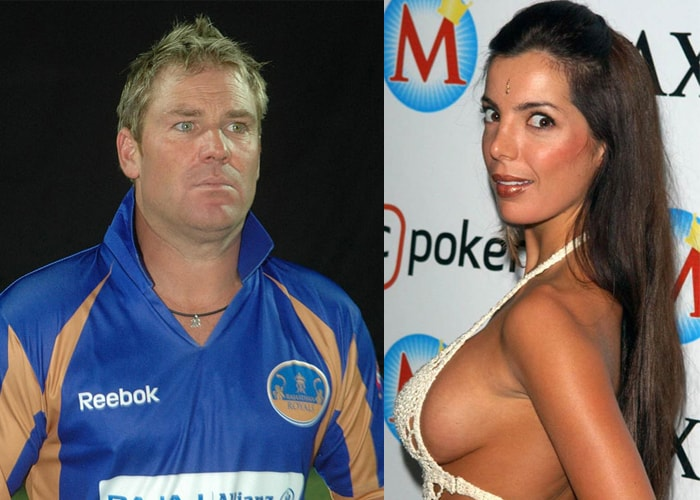 Shane Warne's innings with controversies