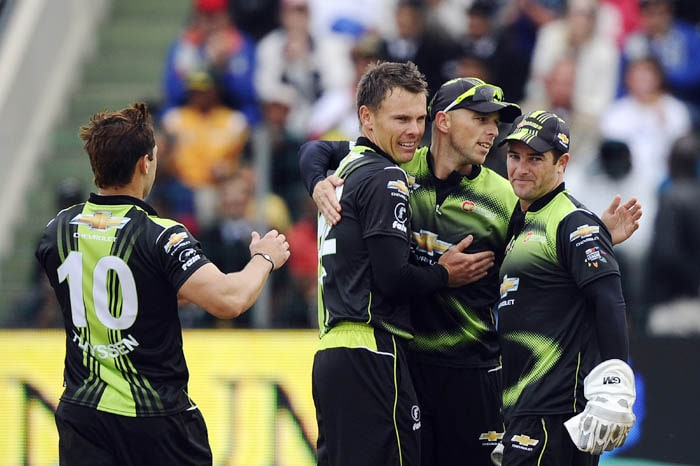 CLT20: Warriors vs Stags