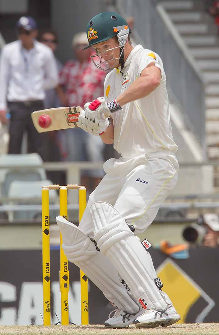 Ashes, 3rd Test Day 4: Watson roars, Aus five wickets away from series win