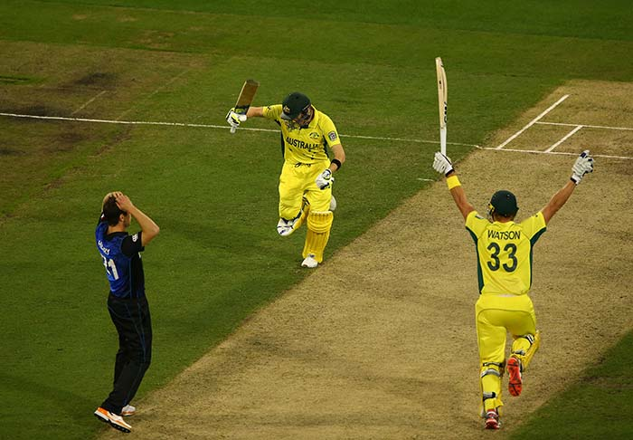 Australia Defeat New Zealand to Win World Cup 2015