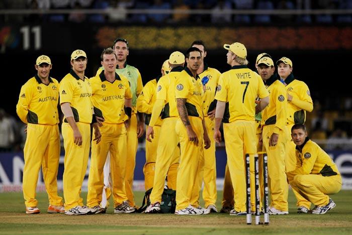 World Cup: Australia vs Zimbabwe