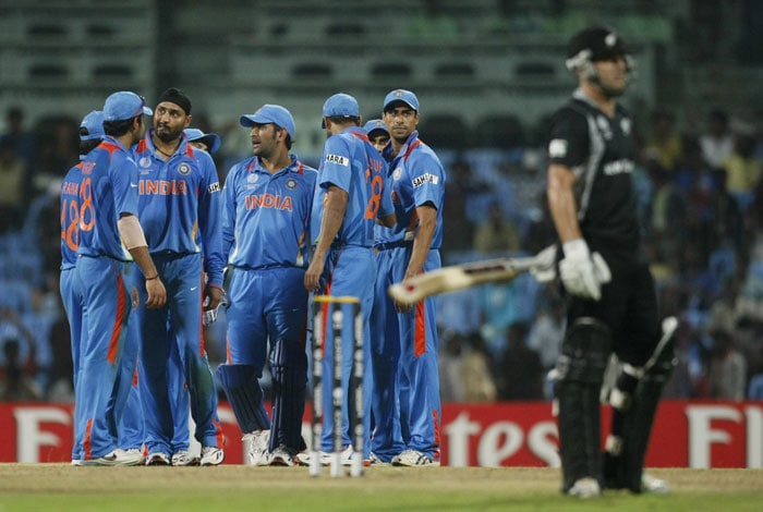 WC warm-up tie: India vs New Zealand