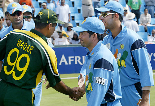 India-Pakistan rivalry in World Cup