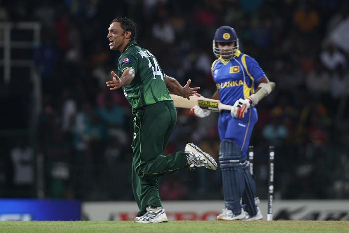 World Cup: Pakistan vs Sri Lanka