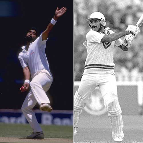 April 18, 1986, Sharjah: Pakistan won by one wicket