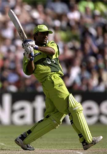 May 21, 1997 in Chennai: Pakistan won by 35 runs