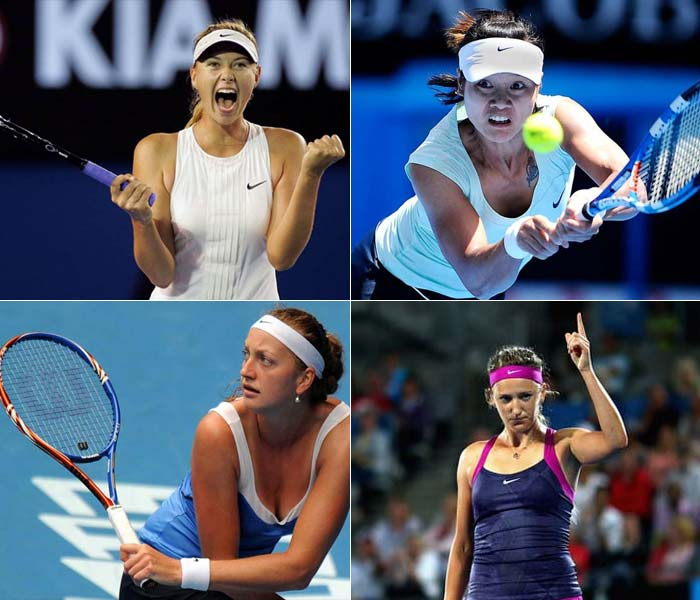 Australian Open 2012: Top contenders (Women)