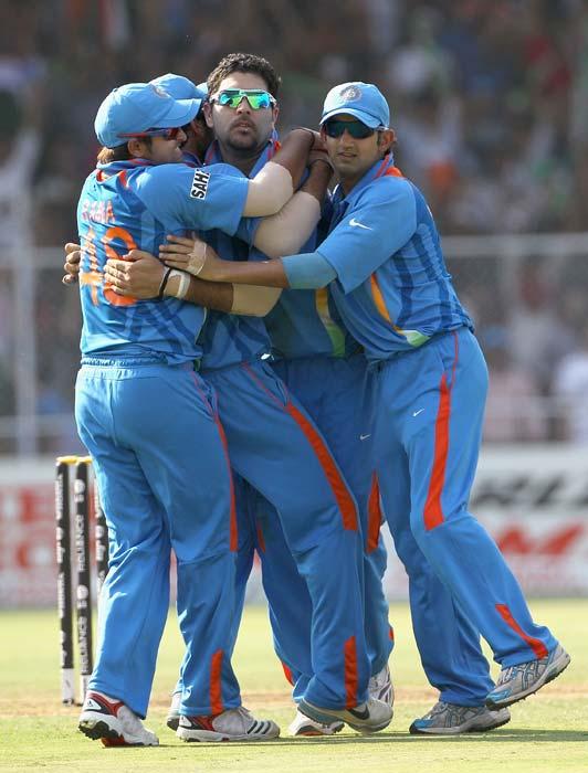 World Cup: India vs Australia